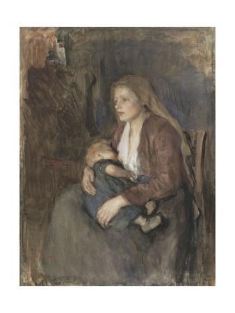 Nordic Madonna, C. 1890-1910