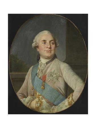 Portrait of Louis XVI, King of France, C. 1777-89