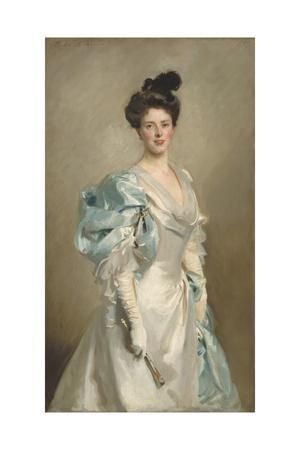 Mary Crowninshield Endicott Chamberlain, 1902