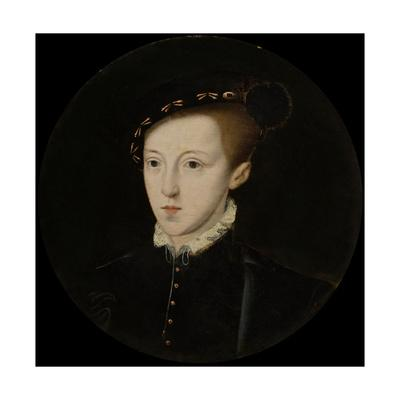 Portrait of Edward VI (1537-1553), King of England, C. 1550