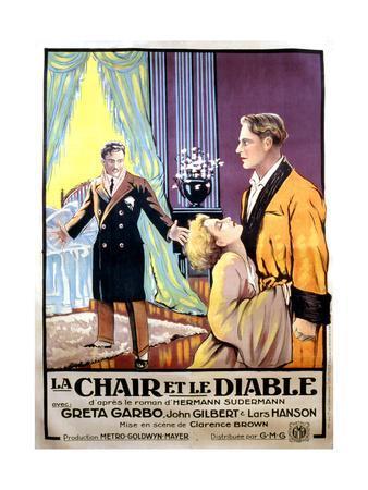 Flesh and the Devil, Greta Garbo, 1926