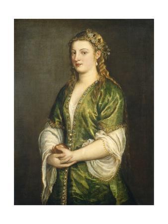 Portrait of a Lady, 1555