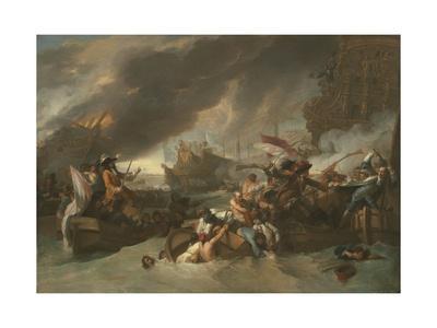 Battle of La Hogue, C. 1778