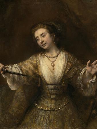 Lucretia, 1664