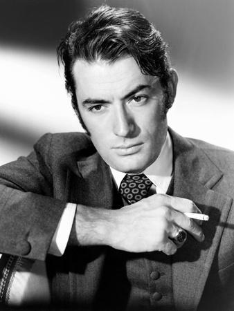 The Great Sinner, Gregory Peck, 1949