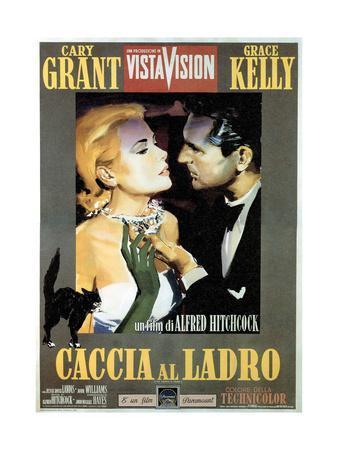 To Catch a Thief, (AKA Caccia Al Ladro), Grace Kelly, Cary Grant, 1955