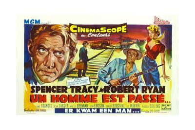 Bad Day at Black Rock, (aka Un Homme Est Passe), 1955