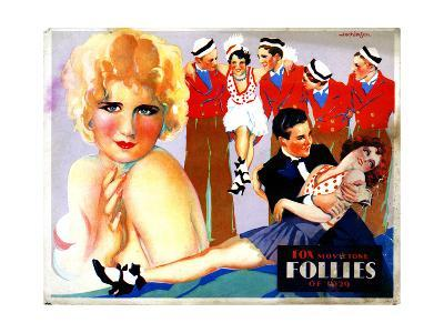 Fox Movietone Follies of 1929, 1929