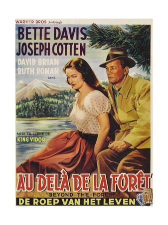 Beyond the Forest, (AKA Au Dela De La Foret), 1949