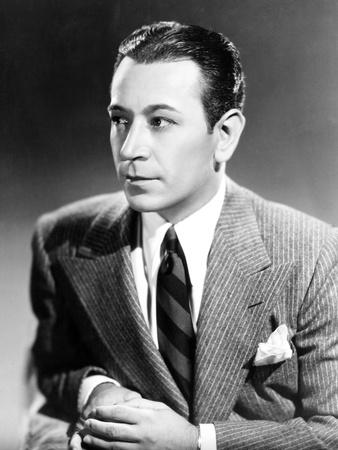 The House across the Bay, George Raft, 1940
