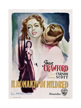 Mildred Pierce, (aka Il Romanzo Di Mildred), 1945