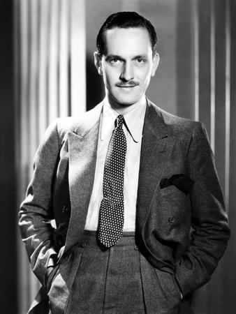 Fredric March, Ca. Mid-1930s