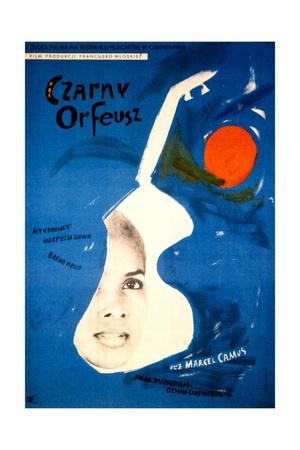 Black Orpheus, (AKA Czarny Orfeusz), Marpessa Dawn, 1959