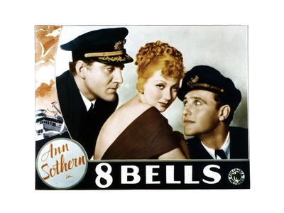 Eight Bells, (aka 8 Bells), John Buckler, Ann Sothern, Ralph Bellamy, 1935