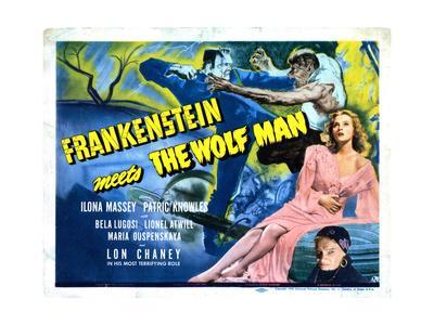 Frankenstein Meets the Wolf Man, Ilona Massey, Maria Ouspenskaya, 1943