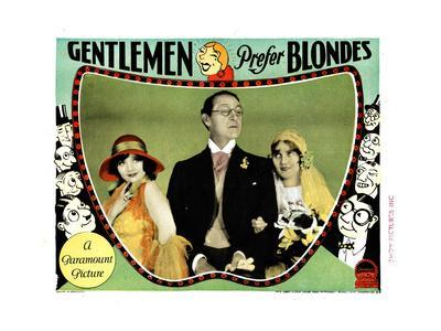 Gentlemen Prefer Blondes, Alice White, Holmes Herbert, Ruth Taylor, 1928