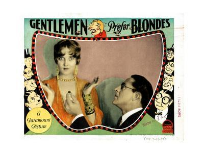 Gentlemen Prefer Blondes, Ruth Taylor, Holmes Herbert, 1928