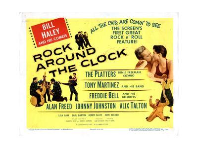 Rock around the Clock, 1956