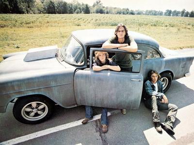 Two-Lane Blacktop, Laurie Bird, James Taylor, Dennis Wilson, 1971