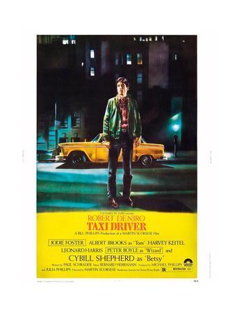 Taxi Driver, Robert De Niro, 1976