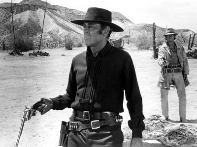 Once Upon a Time in the West, Henry Fonda, Charles Bronson, 1968