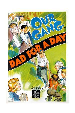 Dad for a Day, 1939