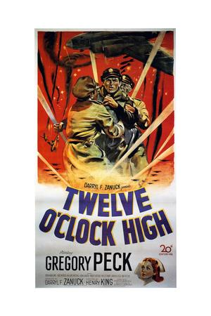 Twelve O'Clock High, Gregory Peck, 1949