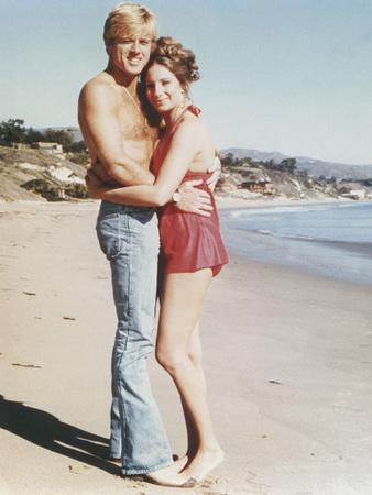 The Way We Were, Robert Redford, Barbra Streisand, 1973