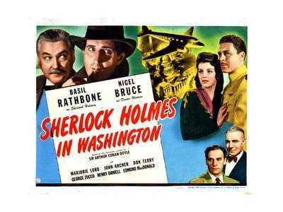 Sherlock Holmes in Washington, 1943