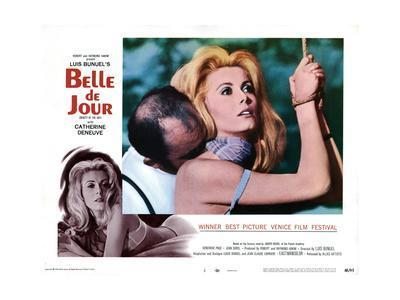 Belle de Jour, Michel Piccoli, Catherine Deneuve, 1967
