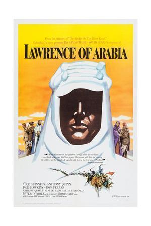 Lawrence of Arabia, 1962