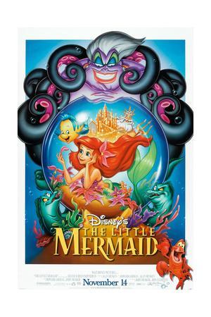 The Little Mermaid, 1989