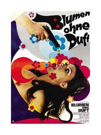 Beyond the Valley of the Dolls, (aka Blumen Ohne Duft), Cynthia Myers, 1970