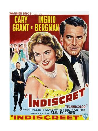 Indiscreet, (AKA Indiscret), 1958