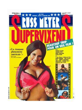 Supervixens, Shari Eubank, 1975