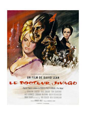 Doctor Zhivago, (aka Le Docteur Jivago), 1965