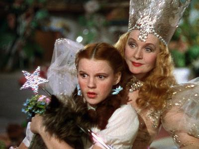 The Wizard of Oz, Judy Garland, Billie Burke, 1939