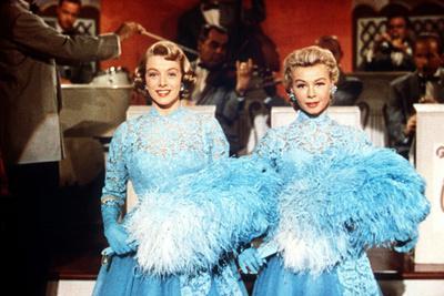 White Christmas, Rosemary Clooney, Vera-Ellen, 1954