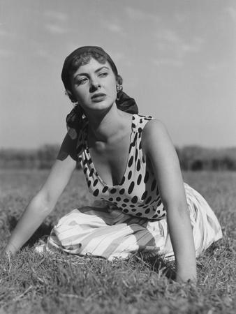 Sensualita, (AKA Barefoot Savage), Eleonora Rossi Drago, 1952