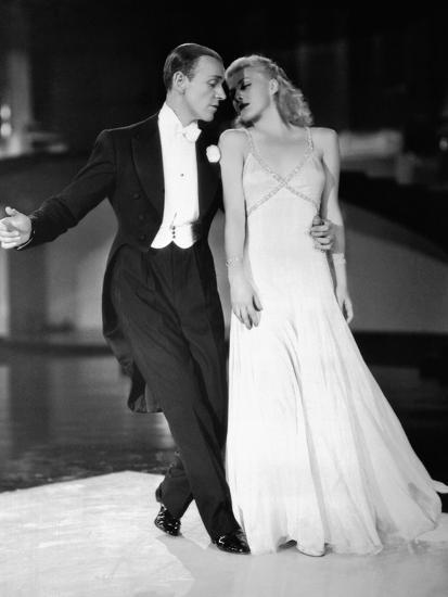Swing Time Fred Astaire Ginger Rogers 1936 Photo Allposters Com