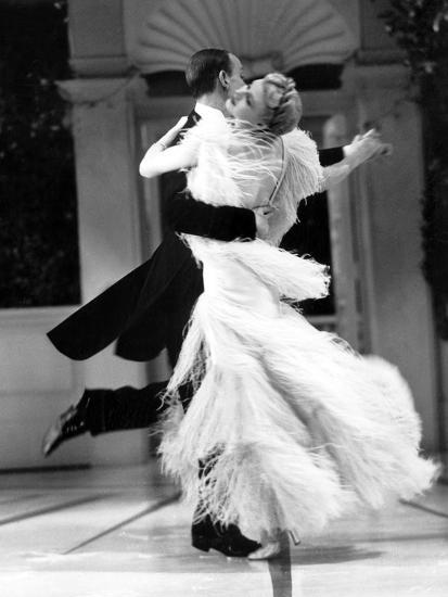 Top Hat Fred Astaire Ginger Rogers 1935 Photo Allposters Com