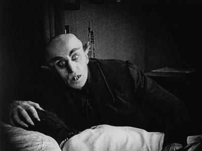 Nosferatu, Max Schreck, 1922