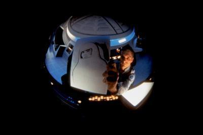 2001: A Space Odyssey, Keir Dullea as Seen Through Hal, 1968