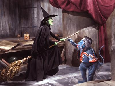 The Wizard of Oz, Margaret Hamilton, 1939