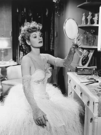 The Big Street, Lucille Ball, 1942