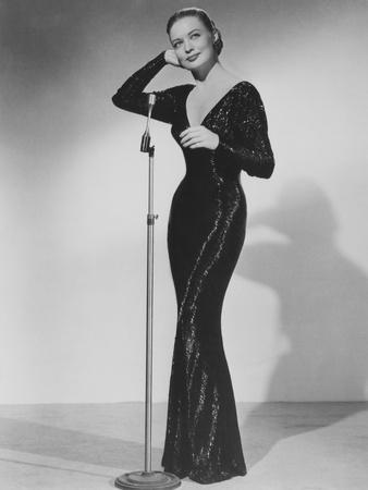 Julie Wilson, 1957