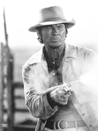 Once Upon a Time in the West, Charles Bronson, 1968