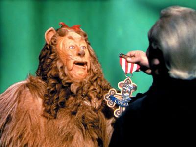 The Wizard of Oz, Bert Lahr, Frank Morgan, 1939