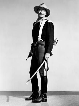 Rio Grande, John Wayne, 1950