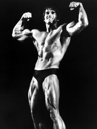 Stay Hungry, Arnold Schwarzenegger, 1976